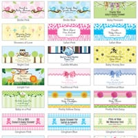 Baby Shower Design Options