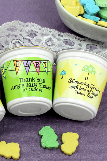 Personalized Baby Shower K-Cup® Coffee Favors