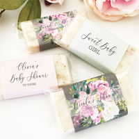 Personalized Mini Soap Favors
