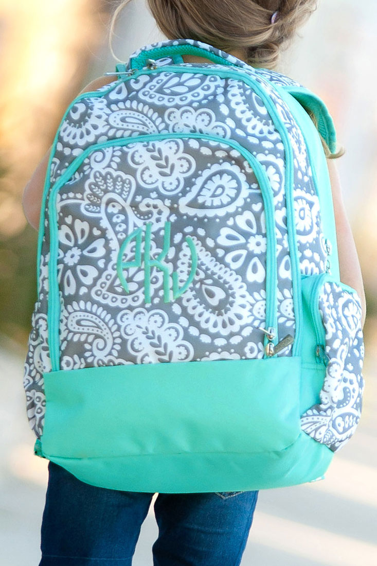 Personalized Parker School Backpack