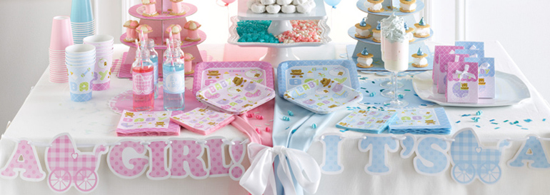 Baby Shower Decorations Favors And Gifts Personalized Tippytoad
