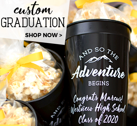 Graduation Personalized Party Supplies