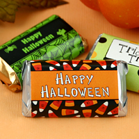 Personalized Halloween Hershey®'s Assorted Miniatures™ Favors